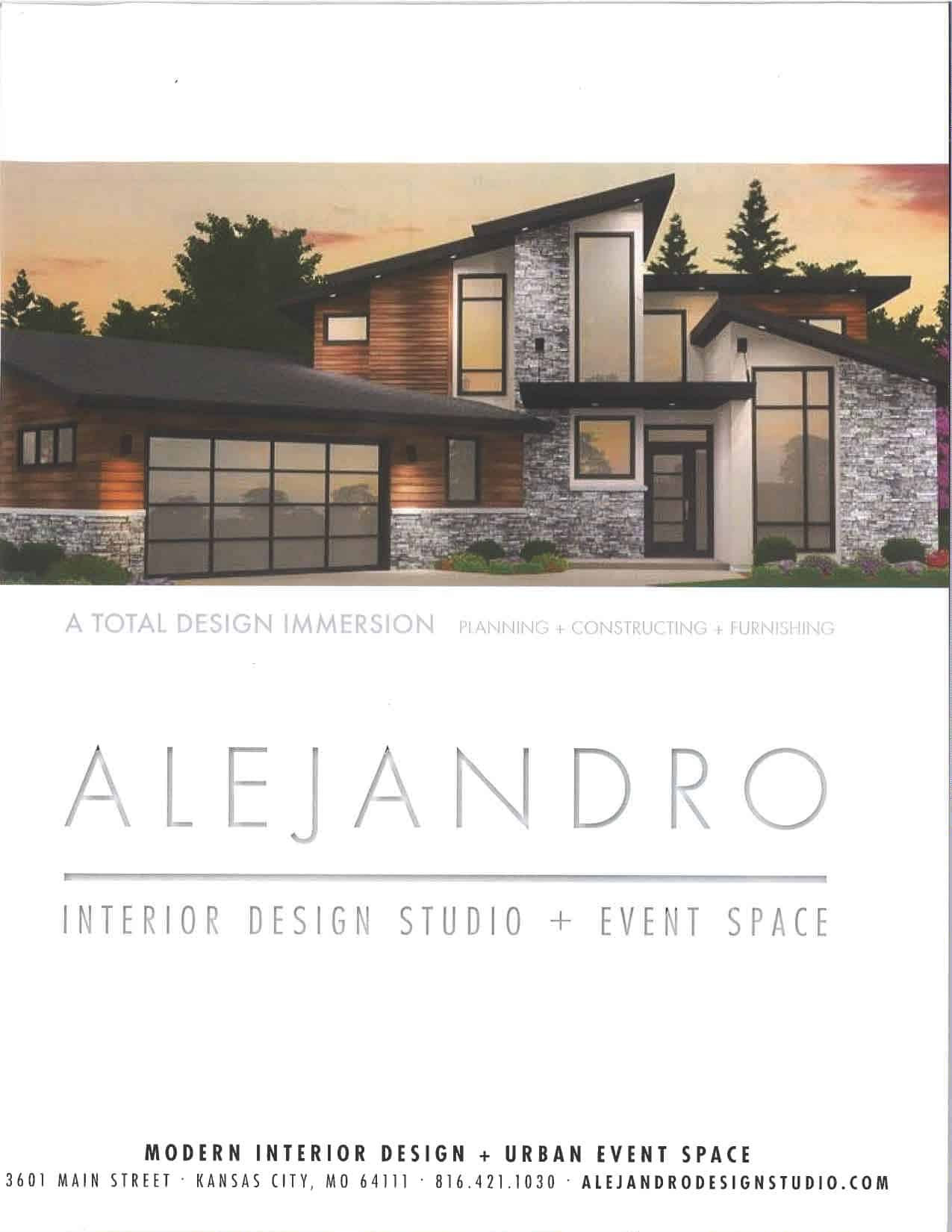About Us Alejandro Design Studio