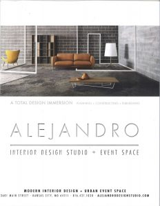 Alejandro Design Studio Marketing Ads